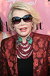 Joan Rivers Attends E! Fashion Police and Benefit Cosmetics Hosts NYFW Kick-off E! Fashion Police and Benefit Cosmetics Hosts NYFW Kick-off Party Held at A60 at The Thompson Hotel, NY  Held  at A60 at The Thompson Hotel, NY