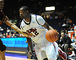 "Ole Miss's Maurice Aniefiok (12) vs. Grambling State during the second half at the C.M. ""Tad"" Smith Coliseum in Oxford, Miss. on Monday, November 14, 2011.."