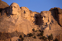 Mount Rushmore National Memorial, Black Hills, South Dakota, USA