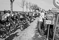 fans in the Paddestraat<br /> <br /> 60th E3 Harelbeke (1.UWT)<br /> 1day race: Harelbeke &rsaquo; Harelbeke - BEL (206km)