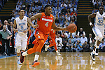 26 January 2015: Syracuse's Ron Patterson. The University of North Carolina Tar Heels played the Syracuse University Orange in an NCAA Division I Men's basketball game at the Dean E. Smith Center in Chapel Hill, North Carolina. UNC won the game 93-83.