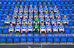 St Johnstone FC Academy Under 11's and Under 12's<br /> <br /> Picture by Graeme Hart.<br /> Copyright Perthshire Picture Agency<br /> Tel: 01738 623350  Mobile: 07990 594431