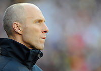 USA manager Bob Bradley