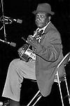 Bukka White, Berkeley Blues Festival,Jan. 17, 1975