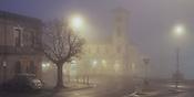 Daylesford Foggy Morning