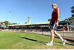 Lions training pre Waratahs game, North Sydney Oval
