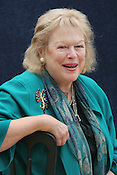 LADY ANTONIA FRASER, AUTHOR, BIOGRAPHER, WIFE OF HAROLD PINTER. EDINBURGH INTERNATIONAL BOOK FESTIVAL. Saturday 26th August 2006. Over 600 authors from 35 countries are appearing at the Edinburgh International Book festival during 12th-28th August. The festival takes place in historic Edinburgh city, a UNESCO City of Literature.
