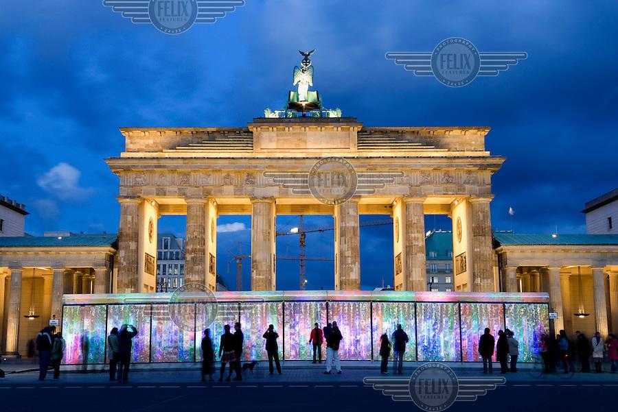 Facts About Brandenburg Gate Berlin Berlin 39 s Brandenburg Gate