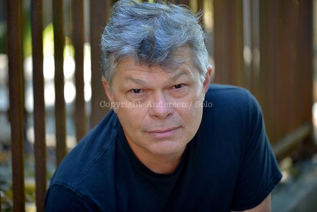 Pierre Jourde, French writer in september 2012.