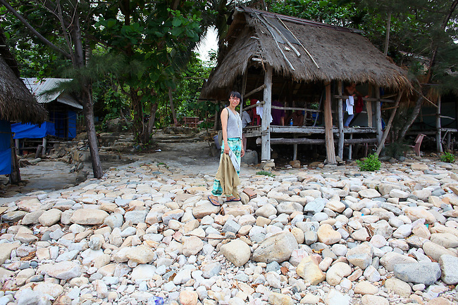 Day resort near Quy Nhon, Vietnam. April 28, 2016.