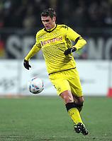 FUSSBALL   1. BUNDESLIGA  SAISON 2011/2012   20. Spieltag 1. FC Nuernberg - Borussia Dortmund         03.02.2012 Sebastian Kehl (Borussia Dortmund)
