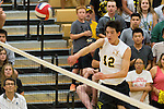 2014 boys volleyball: Mountain View High School at CIF Semifinals
