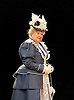An Ideal Husband by Oscar Wilde<br /> at Festival Theatre Chichester, Great Britain <br /> 25th November 2014 <br /> <br /> directed by Rachel Kavanaugh <br /> <br /> Patricia Routledge as Lady Markby<br /> <br /> <br /> <br /> <br /> <br /> Photograph by Elliott Franks <br /> Image licensed to Elliott Franks Photography Services