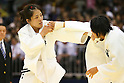 (L to R) Haruka Tachimoto (JPN), Karen Nun-ira (JPN), .May 12, 2012 - Judo : .All Japan Selected Judo Championships, Women's -70kg class Final .at Fukuoka Convention Center, Fukuoka, Japan. .(Photo by Daiju Kitamura/AFLO SPORT) [1045]