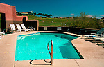 USA, Arizona, Fountain HIlls. Inn at Eagle Mountain Golf Resort Pool