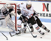 Alex Beaudry (Providence - 35), Braden Pimm (Northeastern - 14), Tyler Landman (Providence - 8) - The Northeastern University Huskies defeated the visiting Providence College Friars 5-0 on Saturday, November 20, 2010, at Matthews Arena in Boston, Massachusetts.