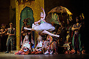 London, UK. 12.01.2016. English National Ballet present Le Corsaire, at the London Coliseum.  Photograph © Jane Hobson.
