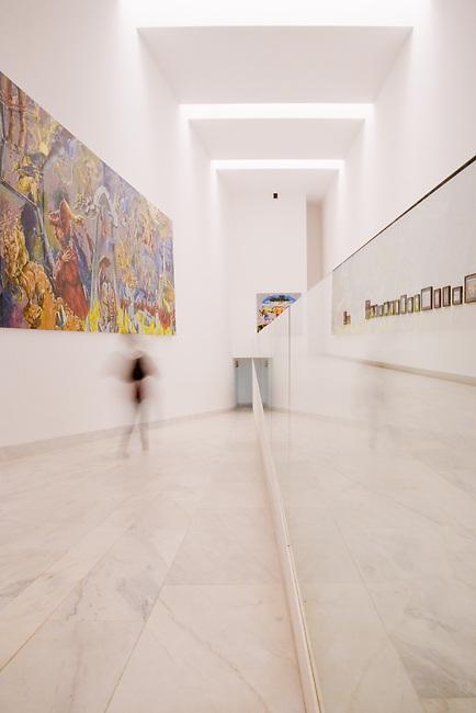 Centro Artes. Sines. Aires Mateus Architects
