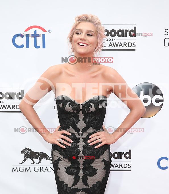 LAS VEGAS, NV - May 18 :kesha  pictured at 2014 Billboard Music Awards at MGM Grand in Las Vegas, NV on May 18, 2014. ©EK/Starlitepics