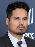 WASHINGTON, DC, USA - OCTOBER 15: Michael Pena arrives at the Washington DC Premiere Of Sony Pictures' 'Fury' held at The Newseum on October 15, 2014 in Washington, DC, United States. (Photo by Jeffery Duran/Celebrity Monitor)