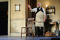 London, UK. 26.07.2016. THE PLOUGH AND THE STARS opens at the National Theatre. Directed by Howard Davies and Jeremy Herrin, with design by Vicki Mortimer. Picture shows: Stephen Kennedy (Fluther Good). Photograph © Jane Hobson.