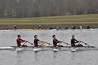 227 SirWBorlasesGSBC J16A.4x‐..Marlow Regatta Committee Thames Valley Trial Head. 1900m at Dorney Lake/Eton College Rowing Centre, Dorney, Buckinghamshire. Sunday 29 January 2012. Run over three divisions.