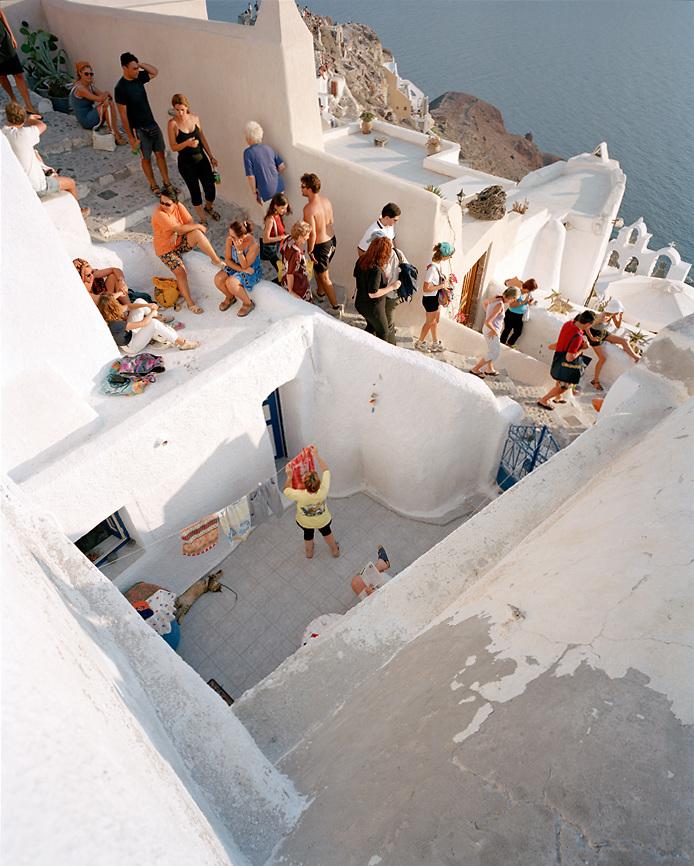 Santorini,  Cyclades Islands, Greece, Europe