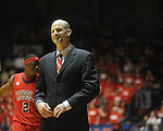 "Mississippi coach Andy Kennedy vs. LSU at the C.M. ""Tad"" Smith Coliseum on Thursday, March 4, 2010 in Oxford, Miss. Ole Miss won 72-59."