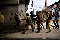 A quick glimpse of the extended conflict between the Indian administration and the separatists of Kashmir (India).