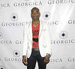 Makens Ulysse attends Angel Wings Foundation Dinner & Silent Auction Hosted by Founder Jessica White at GEORGICA RESTAURANT & LOUNGE, Wainscott-East Hampton, 5/30/10