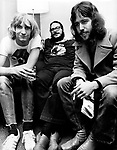 James Gang 1970 Joe Walsh,Jim Fox and Dale Peters<br /> &copy; Chris Walter
