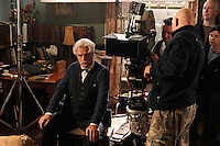 Albert Schweitzer movie making of