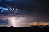 At times, freezing a lightning strike reminds me of ghost stories... in real time they are bright, but fleeting moments that do not last long enough for the eye or the mind to fully comprehend. But, once you freeze it, the deeper moment can be fully realized.