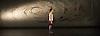 Terra Incognita<br /> by Shobana Jeyasingh <br /> Music by Gabriel Prokofiev<br /> Designed by Jean-Marc Puissant <br /> Lighting by Lucy Carter <br /> Rambert Dance at Sadler's Wells, London, Great Britain <br /> 18th November 2014 <br /> rehearsal <br /> <br /> <br /> Dane Hurst <br /> <br /> <br /> <br /> <br /> Photograph by Elliott Franks <br /> Image licensed to Elliott Franks Photography Services