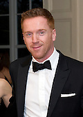 Damian Lewis arrives for the Official Dinner in honor of Prime Minister David Cameron of Great Britain and his wife, Samantha, at the White House in Washington, D.C. on Tuesday, March 14, 2012..Credit: Ron Sachs / CNP.(RESTRICTION: NO New York or New Jersey Newspapers or newspapers within a 75 mile radius of New York City)
