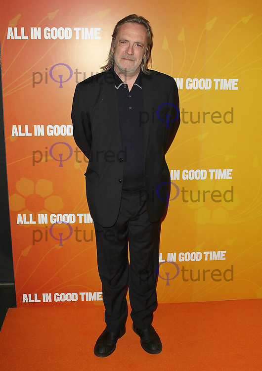 LONDON - MAY 08: Nigel Cole attends the UK premiere of All In Good Time at BFI Southbank, London, UK, May 08 2012. (Photo by Brett D. Cove)