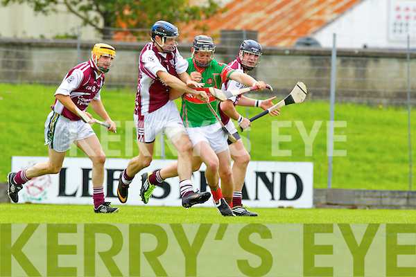 Crotta O'Neills v  Causeway in the Garveys Suprvalu Senior County Hurling Championship on Sunday.