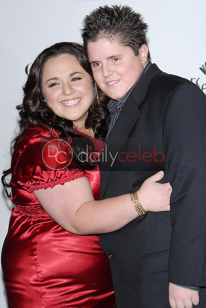Nikki Blonsky and guest<br />