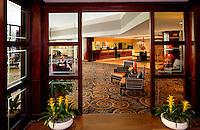 Omni Charlotte Hotel Lobby