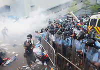 Hong Kong Protest Sep 2014