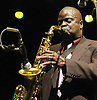 Maceo Parker is an American funk and soul jazz saxophonist, best known for his work with James Brown in the 1960s, as well as Parliament-Funkadelic in the 1970s. Parker was a prominent soloist on many of Brown's hit recordings, and a key part of his band, playing alto, tenor and baritone saxophones. He is now just as well known for his own shows, as he has toured continuously under his own name since the early 1990s and has built up a strong fan base.<br />