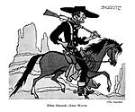 (The Searchers) Ethan Edwards - John Wayne