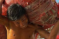 Yangon Jetty Myanmar
