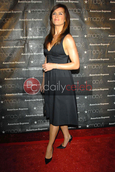 Brooke Shields<br />at the Macy's Passport Gala 2006. Barker Hangar, Santa Monica, CA. 09-28-06<br />Dave Edwards/DailyCeleb.com 818-249-4998