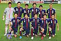 Japan National Team Group line up (JPN), June 8, 2012 - Football / Soccer : .FIFA World Cup Brazil 2014 Asian Qualifier Final Round, Group B match between Japan 6-0  Jordan.at Saitama Stadium 2002, Saitama, Japan. (Photo by Yusuke Nakanishi/AFLO SPORT) [1090]