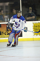 24 September 2004:  Former RHI roller hockey players participating in the Elite League finals at the Wayne Gretzy Roller Hockey Center in Irvine, CA.   PERSONAL USE ONLY. NO COMMERCIAL USE
