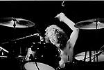 Deep Purple 1973 Ian Paice.© Chris Walter.