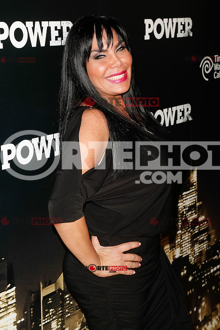 New York, NY -  June 2 : Television personality Renee Graziano attends the Power Premiere held at the Highline Ballroom on June 2, 2014 in New York City. Photo by Brent N. Clarke / Starlitepics