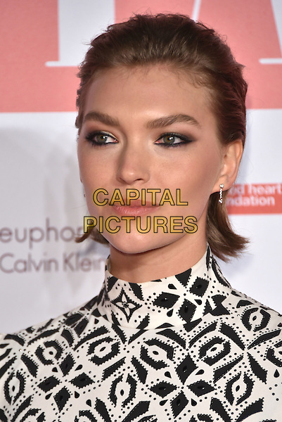 Arisona Muse <br /> arrivals at London's Fabulous Fund Fair 2016 in aid of the Naked Heart Foundation at Old Billingsgate Market on 20th February 2016.<br /> CAP/PL<br /> &copy;Phil Loftus/Capital Pictures