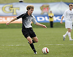5 November 2006: Wake Forest's Zach Schilawski. Duke defeated Wake Forest 1-0 in overtime at the Maryland Soccerplex in Germantown, Maryland in the Atlantic Coast Conference college soccer tournament final.